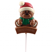 Bon Bons Lolly - Christmas Bear 30g