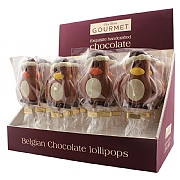 Bon Bons Lolly - Christmas Penguin 30g (Assorted Designs)