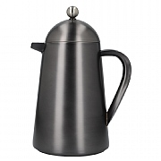 La Cafetiere Edited Double Walled 8 Cup Thermique - Gun Metal Grey