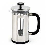La Cafetiere Pisa 3 Cup Cafetiere - Chrome