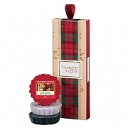 Yankee Candle 3 Wax Melts Stocking Filler Gift Set