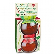 Cottage Delight Cheer Up Your Cheese Duo Chutney Gift Set