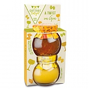 Cottage Delight A Twist on Gin Duo Preserve Gift Set