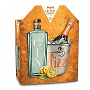 Cottage Delight Gin & Fizz Gift Set