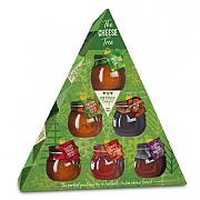 Cottage Delight The Cheese Tree Chutney Selection Gift Set