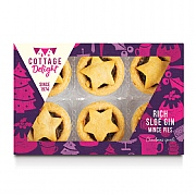 Cottage Delight Rich Sloe Gin Mince Pies