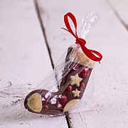 Food at Webbs Milk Chocolate Hanging Stocking 30g