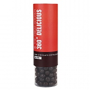 360° Dark Chocolate Coffee Beans Tube - 160g
