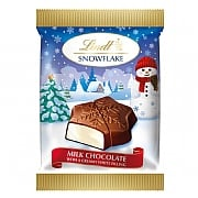 Lindt Milk Chocolate Snowflake 20g