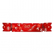 Lindt Lindor Milk Chocolate Cracker 100g