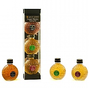 Old St Andrews Blended Scotch Whisky Tasting Gift Set - 3 x 5cl