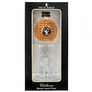 Old St Andrews Clubhouse Blended Scotch Whisky Miniature with Tumbler Gift Set