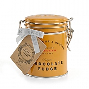 Cartwright & Butler Belgian Chocolate Fudge Tin 175g