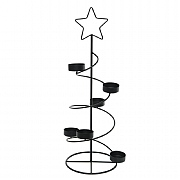Decoris T-Lite Spiral Tree 50cm