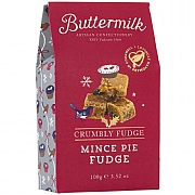 Buttermilk Crumbly Mince Pie Fudge 100g