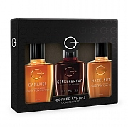 Quarterpast Trio Coffee Syrup Gift Pack