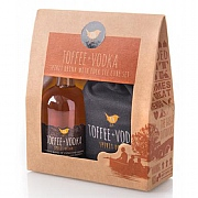 Kin Toffee & Vodka Spirit Drink Gift Set