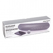 Intempo Curved Bluetooth Metallic Speaker - Silver