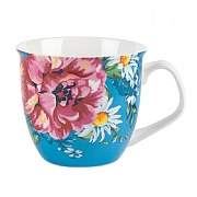 Cambridge Helena Oxford Blue Floral Mug