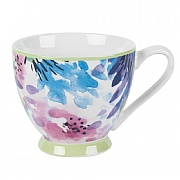 Portobello Sandringham Adalyn Mint Bone China Mug