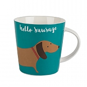 Cambridge Hello Sausage Lincoln Mug