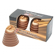 Hadleigh Maid Milk Chocolate Irish Cream Whirl 100g