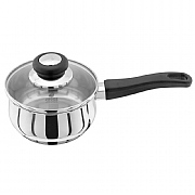 Judge Vista JJ04 Saucepan & Glass Lid 14cm/900ml