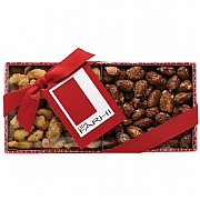 Cinnamon Almonds & Honey Cashews Gift Box - 200g