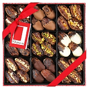 Chocolate Stuffed Medjool Dates Gift Box - 720g
