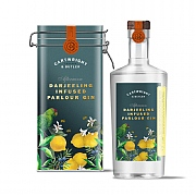 Cartwright & Butler Darjeeling Infused Parlour Gin 50cl