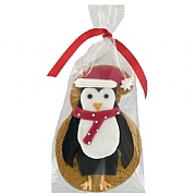 Iced Gingerbread Penguin 80g
