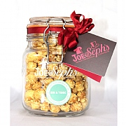 Joe & Sephs Gin & Tonic Popcorn Medium Kilner Jar 160g