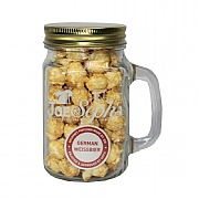 Joe & Sephs German Weissbier Gourmet Popcorn Jug Jar 60g