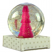 Pop-A-Ball Gingle Gin Liqueur Snow Globe