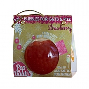 Pop-A-Ball Strawberry Bubbles Popabauble