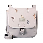 Wrendale 'A Dog's Life' Cross Body Satchel Bag