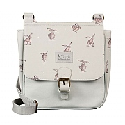 Wrendale 'Leaping Hare' Cross Body Satchel Bag