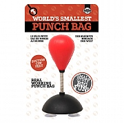 World's Smallest Desktop Punch Bag