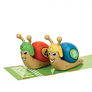 Pull Back Racing Super Snails