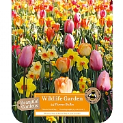 Wildlife Garden Pastel Shades Combination Pack (25 Bulbs)