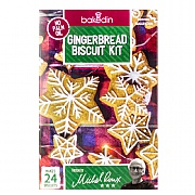 Bakedin Gingerbread Biscuit Kit
