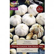 French Garlic Dario (2 Bulbs)