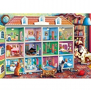 Gibsons Curious Kittens 1000 Piece Jigsaw Puzzle
