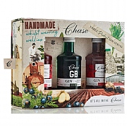 Chase Three Perfect Gin Serves Gift Set - 3 x 5cl