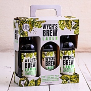 Food at Webbs Wych's Brew 3 Bottle Gift Pack
