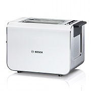 Bosch Styline 2 Slice Toaster White