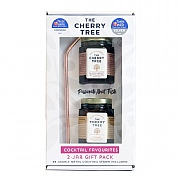 The Cherry Tree Cocktail Favourites Gift Pack 2x100g