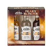 Sadler's Peaky Blinder Mini Spirits Pack (3 x 5cl)