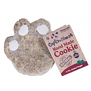 Rosewood Naturals Christmas Paw Cookie For Dogs 60g