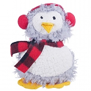 Rosewood Mini Pepper Penguin Dog Toy